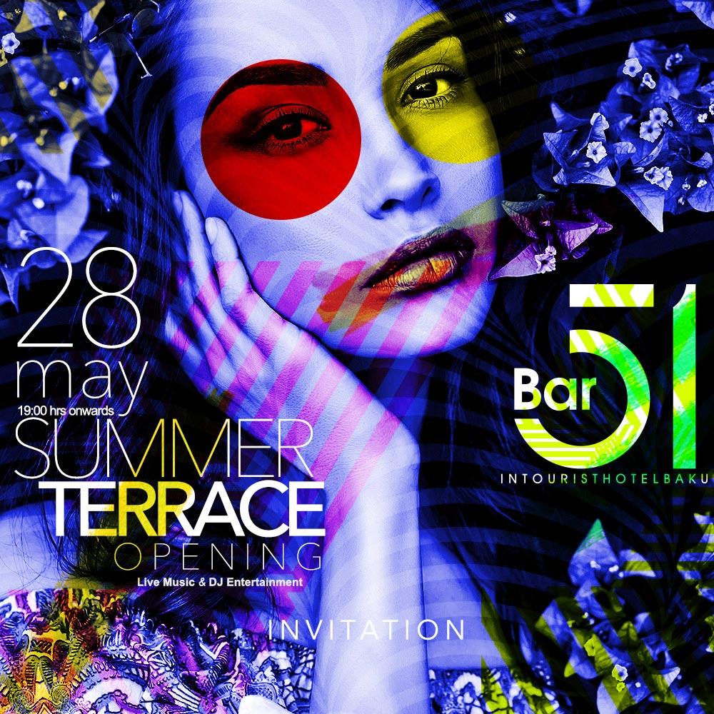 BAR 51 | Summer Terrace